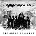 IMMORALIS The Great Collapse album cover