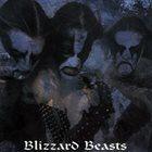 IMMORTAL Blizzard Beasts album cover
