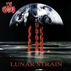 IN FLAMES Lunar Strain album cover