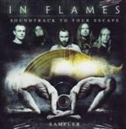 IN FLAMES Soundtrack to Your Escape (Teaser CD II) album cover
