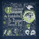 IN HUMAN FORM The Black Hours album cover