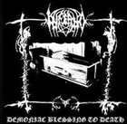 INFERNO Demoniac Blessing to Death / The Triumph of Black album cover