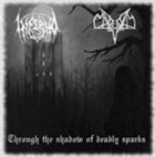INFERNO Through the Shadow of Deadly Sparks album cover