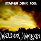 INFLUENZA HARLEKIN Sommer Demo 2006 album cover