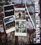 INSIDIAE Frisian Metal Massacre vol. 1 album cover