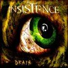 INSISTENCE Drain album cover