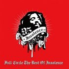 INSOLENCE Full Circle The Best of Insolence album cover