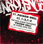 INSOLENCE Poison Well / 1-2, 1-2 album cover