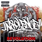 INSOLENCE Revolution album cover