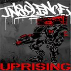 INSOLENCE Uprising album cover