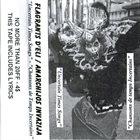 INVAZIJA Uncertain Times Songs - Chansons De Temps Incertains album cover