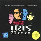 IRIS 20 de ani album cover