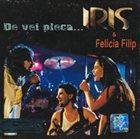 IRIS De vei pleca... album cover