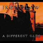 IRON CLAW A different Game album cover