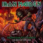 IRON MAIDEN From Fear To Eternity: The Best Of 1990-2010 album cover