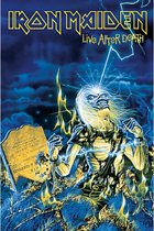 IRON MAIDEN — Live After Death album cover