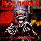 IRON MAIDEN A Real Dead One album cover