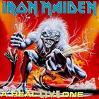 IRON MAIDEN A Real Live One album cover