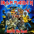 IRON MAIDEN Best Of The Beast album cover