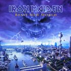 IRON MAIDEN Brave New World album cover