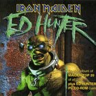 IRON MAIDEN Ed Hunter album cover