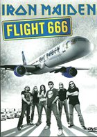 IRON MAIDEN — Flight 666: The Film album cover