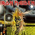 IRON MAIDEN Iron Maiden Album Cover