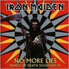 IRON MAIDEN No More Lies: Dance Of Death Souvenir EP album cover