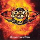 IRON SAVIOR Condition Red album cover