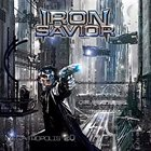 IRON SAVIOR Megatropolis 2.0 album cover