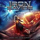 IRON SAVIOR Rise Of The Hero album cover