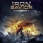 IRON SAVIOR Titancraft album cover