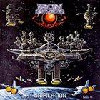 IRON SAVIOR Unification album cover