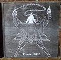 IRON SKULL Promo 2010 album cover