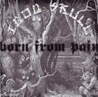 IRON SKULL Born From Pain / Iron Skull album cover