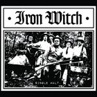 IRON WITCH Single Malt album cover