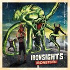 IRONSIGHTS Monsters! album cover