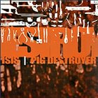 ISIS A Split Seven Inch album cover