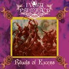 IVORY PRIMARCH Rituals Of Excess album cover