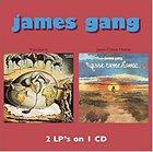 JAMES GANG Newborn / Jesse Come Home album cover