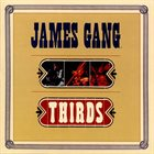 JAMES GANG Thirds album cover