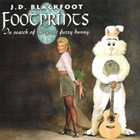 JD BLACKFOOT Footprints album cover