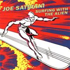 JOE SATRIANI Surfing With The Alien album cover