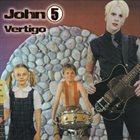 JOHN 5 Vertigo album cover