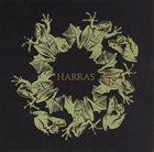 JOHN ZORN Harras (with  Derek Bailey & William Parker) album cover
