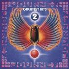 JOURNEY Greatest Hits 2 album cover