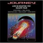 JOURNEY Live In Houston: The Escape Tour album cover