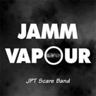 JPT SCARE BAND Jamm Vapour album cover