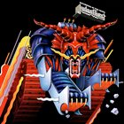 JUDAS PRIEST Defenders Of The Faith album cover