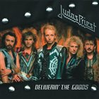 JUDAS PRIEST Deliverin' The Goods album cover